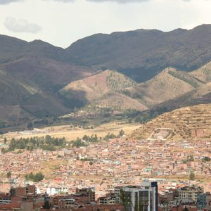 Reise Hunter Cusco Umgebung Berge