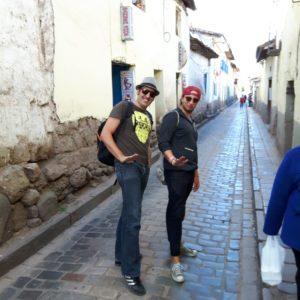 Reise Hunter Cusco steile Herren