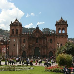 Reise Hunter Cusco Basilica2