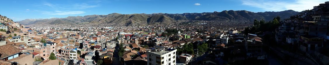 Reise Hunter Cusco Panorama4