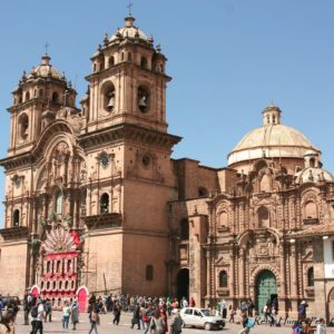 Reise Hunter Cusco Plaza de Armas5