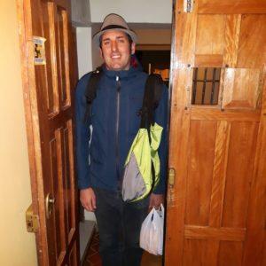 Reise Hunter Cusco kleine Türen