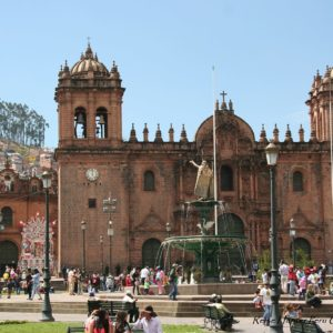 Reise Hunter Cusco Basilica
