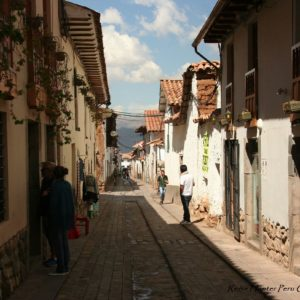 Reise Hunter Cusco San Blas Viertel
