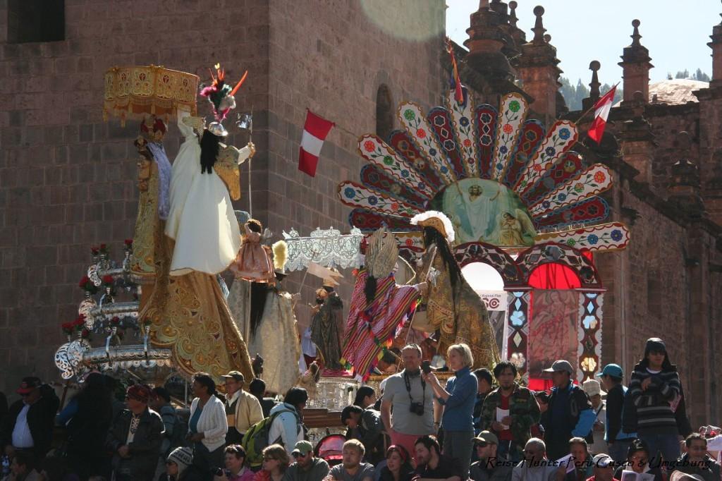Reise Hunter Cusco Corpus Cristi