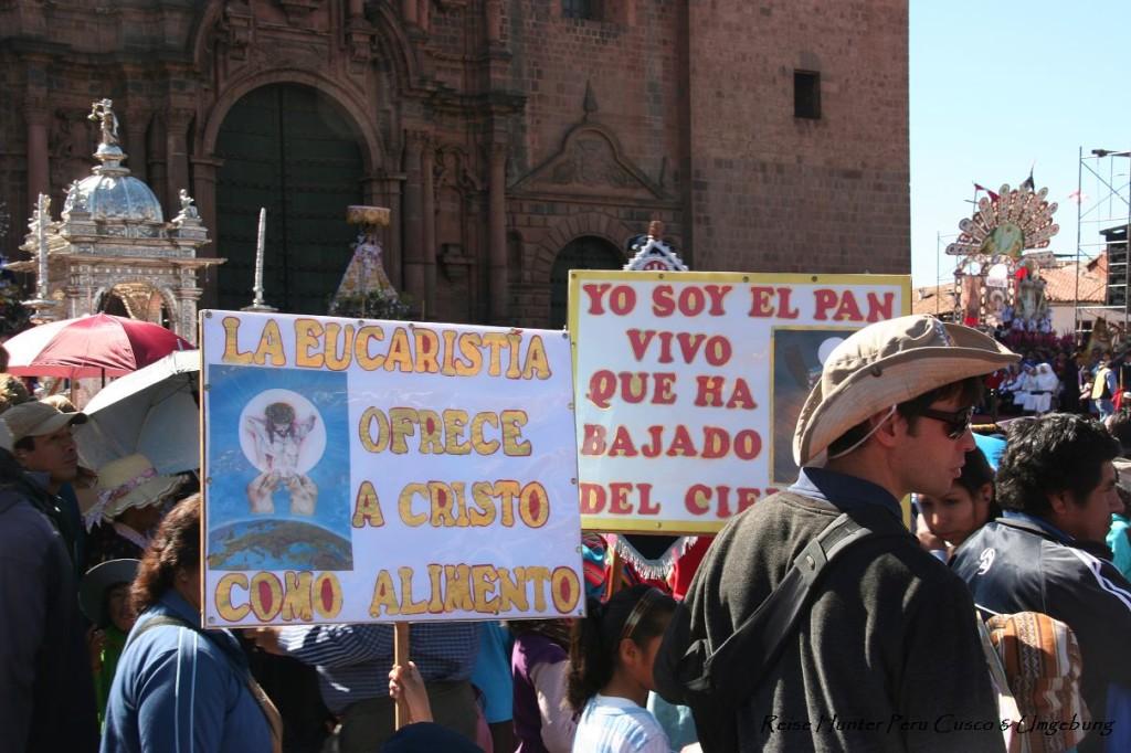 Reise Hunter Cusco Corpus Cristi2