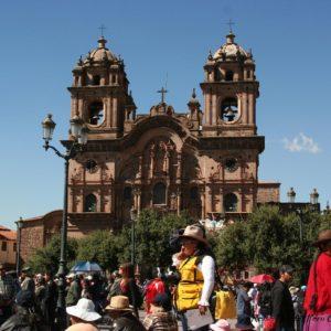 Reise Hunter Cusco CorpusCristi Menschen