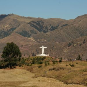 Reise Hunter Cusco Cristo Blanco2