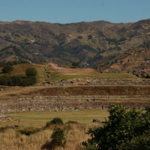 Reise Hunter Cusco Inka Ruine CristoBlanco
