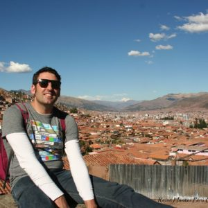 Reise Hunter Cusco Stadtblick D