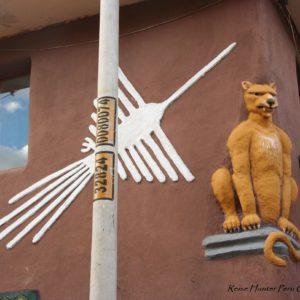 Reise Hunter Pisaq Puma u Condor Inka