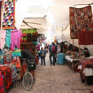 Reise Hunter Pisaq Markt