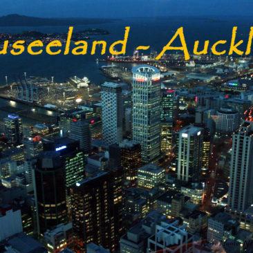 Neuseeland – Auckland