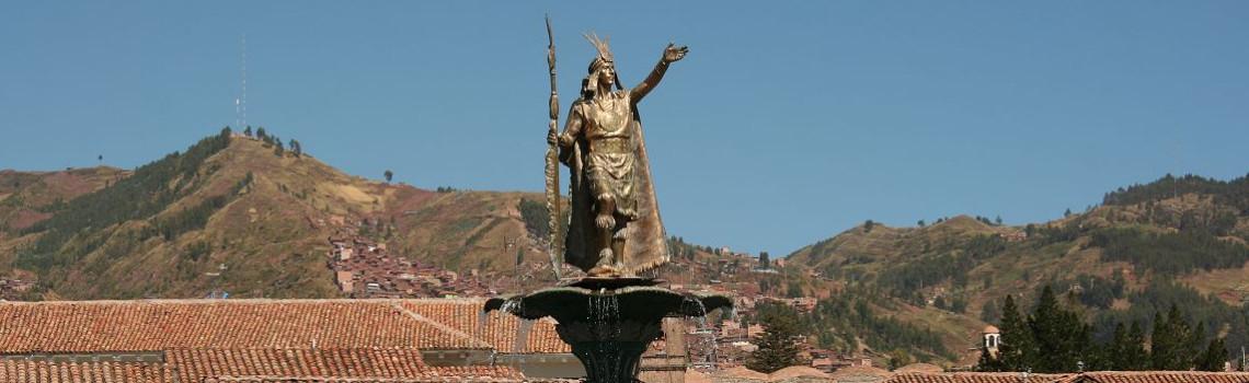 Reise Hunter Peru Cusco Titel