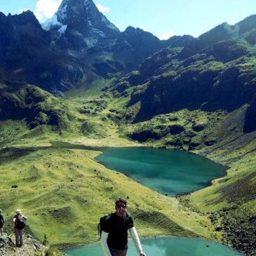 Wo bitte geht's zum Macchu Picchu? Lares Trek, wir kommen!