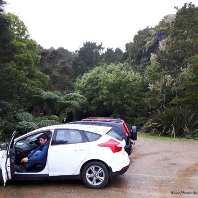 Reise Hunter Neuseeland Nordinsel Auto
