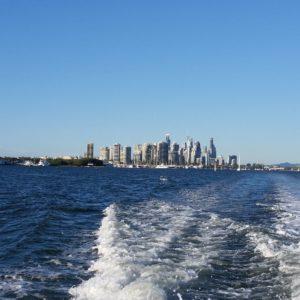 Reise Hunter Australien Surfers Paradise Wasserfront Boot3