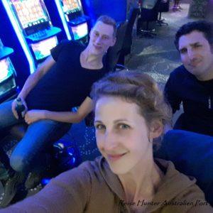 Reise Hunter Australien Port Macquarie Kasino