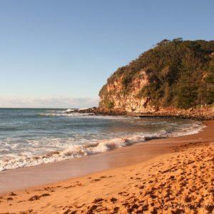 Reise Hunter Australien Central Coast Sandstrand