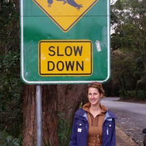 Reise Hunter Australien Vorsicht Koala