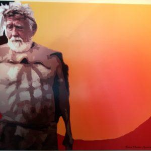 Reise Hunter Australien 5 Lands Walk Aborigines8