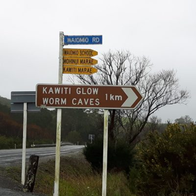 Reise Hunter Neuseeland Kawiti Caves