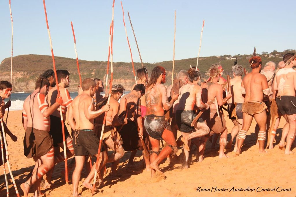 Reise Hunter Australien 5 Lands Walk Aborigines5