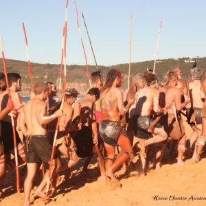 Reise Hunter Australien 5 Lands Walk Aborigines5