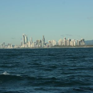 Reise Hunter Australien Surfers Paradise Ozean