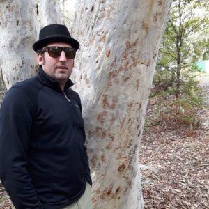 Reise Hunter Australien Baum DJ