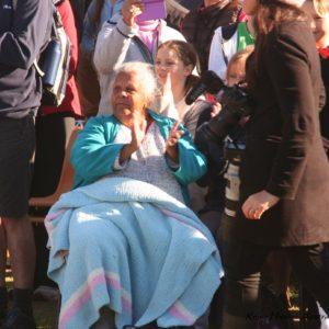 Reise Hunter Australien 5 Lands Walk Frau