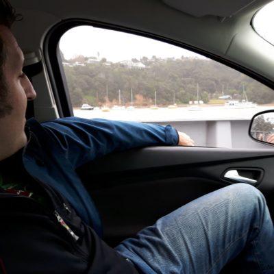 Reise Hunter Neuseeland links fahren