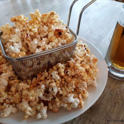 Reise Hunter Neuseeland Paprika-Cayenne-Popcorn
