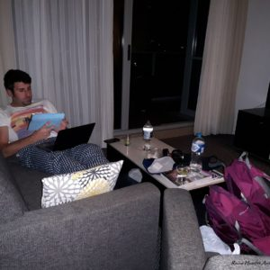 Reise Hunter Australien Surfers Pardise Apartement