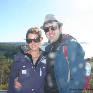 Reise Hunter Australien 5 Lands Walk Canon Team