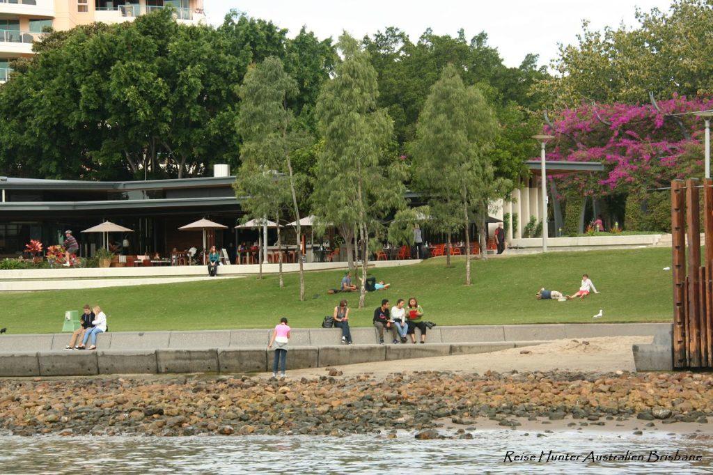 Reise Hunter Australien Brisbane Parks