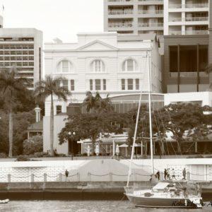 Reise Hunter Australien Brisbane Innenstadt