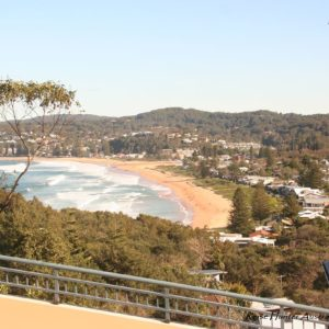 Reise Hunter Australien 5 Lands Walk Aussicht