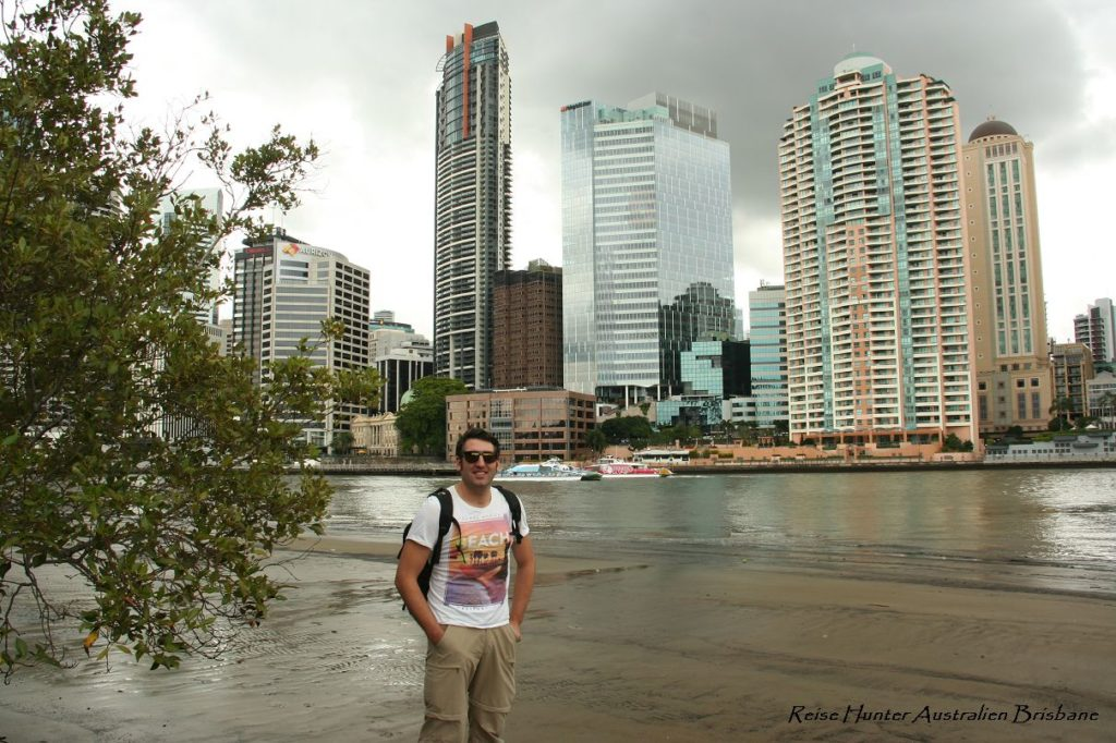 Reise Hunter Australien Brisbane CityView