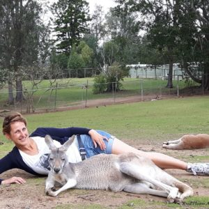 Reise Hunter Australien Bisbane Lone Pine Sanctuary BFF4