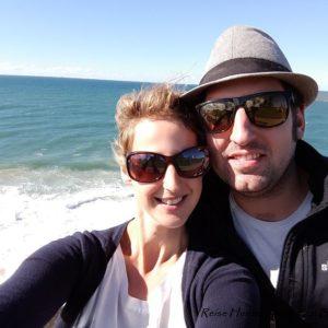 Reise Hunter Australien Surfers Paradise Selfi Bootstour