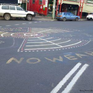 Reise Hunter Australien Nimbim Straße