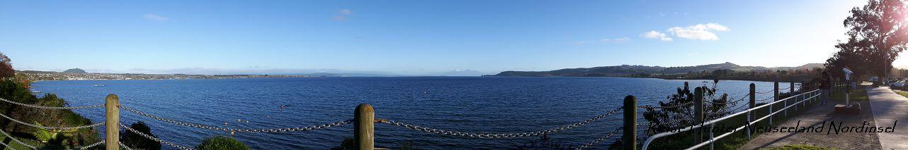 Reise Hunter Neuseeland Lake Taupo Aussicht3