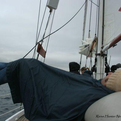 Reise Hunter Neuseeland Lake Taupo Bootsfahrt D2