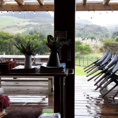 Reise Hunter Neuseeland Nordinsel Raglan Regenpause