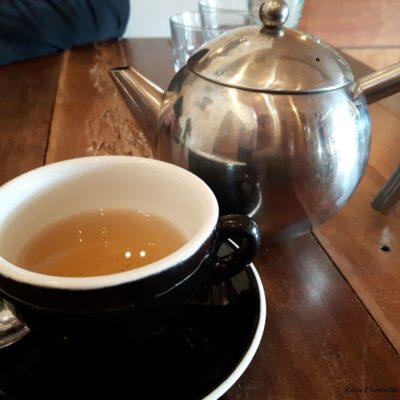 Reise Hunter Neuseeland Nordinsel Raglan Teepause