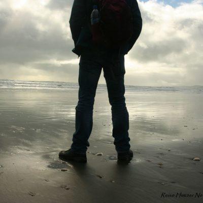 Reise Hunter Neuseeland Nordinsel Raglan Strand D