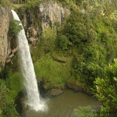 Reise Hunter Neuseeland Brival Veil Falls