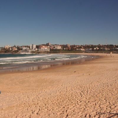 Reise Hunter Australien Sydney Bondi Beach