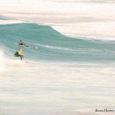 Reise Hunter Australien Sydney Bondi Beach Surfer 2